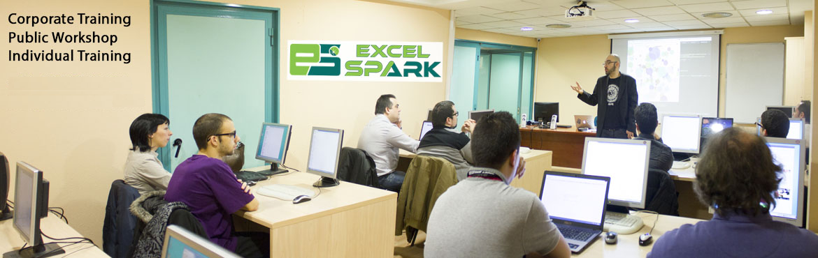 Book Online Tickets for Advanced Level Excel Training in Chennai, Chennai. Exclusive Advanced Excel Training in Chennai Excel Spark Advanced Excel Training will really show you how to make Excel work for you. The course is aimed at fairly experienced Excel users whom need to learn more complex functions, nest