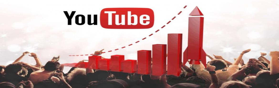 Book Online Tickets for YouTube Growth Masterclass, Mumbai. This workshop is for you to learn how to grow your videos on YouTube, you will learn how to use Meta-Data i.e. SEO to optimize your channel and videos to grow exponentially and make your videos viral on YouTube platform. Things you will l
