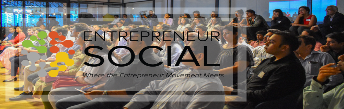 Book Online Tickets for Entrepreneur Social - Mumbai  , Mumbai. Mumbai Entrepreneur Social Date : 18th October, Friday Time : 5:00 to 7:00 pm Venue : Peninsula Business Park, Ganpatrao Kadam Marg, Lower Parel, Mumbai, Maharashtra 400013. Entrepreneur Social is a monthly networking event bringing like-minded, purp