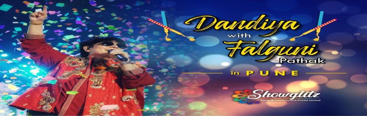 Book Online Tickets for Navratri Utsav With Falguni Pathak at Pu, Pune.    Falguni Pathak is synonymous with Navratri. She is regarded as the queen of dandiya and has been performing in Mumbai for many years. You can dance to her tunes at the Navratri Utsav with Falguni Pathak 2019 organised by Showglits Events and