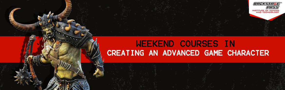 Book Online Tickets for MASTER CLASS - CREATING AN ADVANCED GAME, Hyderabad. October is almost here. Backstage Pass is bringing you much waited and exclusive weekend course on creating an advanced game character. Mentored by Francis Benny- an industry expert as 3D artist with over 9 years of experience in multiple AAA titles-