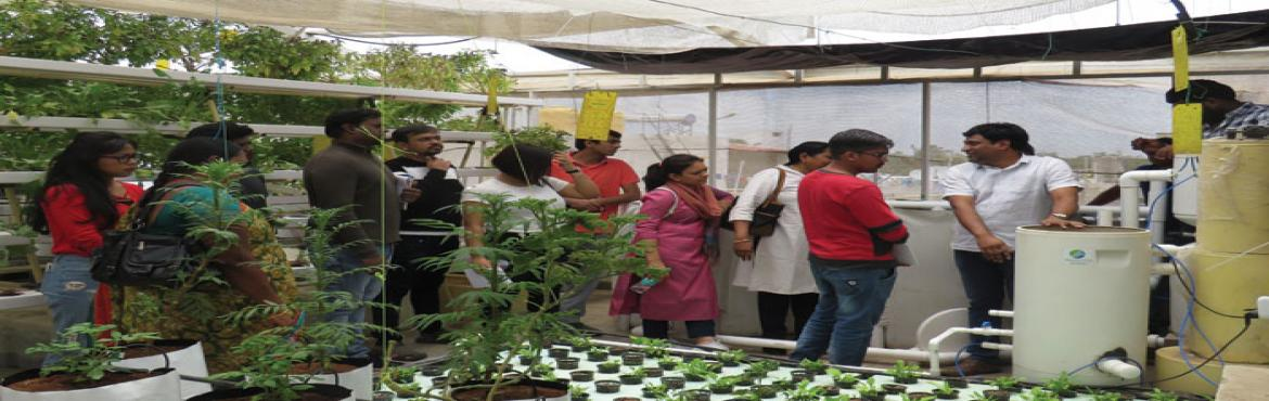 Book Online Tickets for Aquaponics and Hydroponics Workshop, Bengaluru. The workshop delves deeper into the mechanics of Aquaponics & Hydroponics systems, plant, and fish nutrition requirements, water, and nutrient parameters, parameters to achieve commercial success in Hydroponics. Course attendees will get to visit