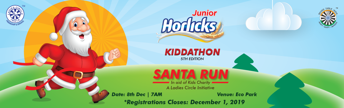 Book Online Tickets for Junior Horlicks Kiddathon 2019, Kolkata. We are back with the 5th edition of Kolkata Kiddathon this December 8th , 2019 at Eco Park. We believe that kids these days are forgetting the beauty and wonder of outdoors in this increasing tech world. We encourage kids through this event to come o