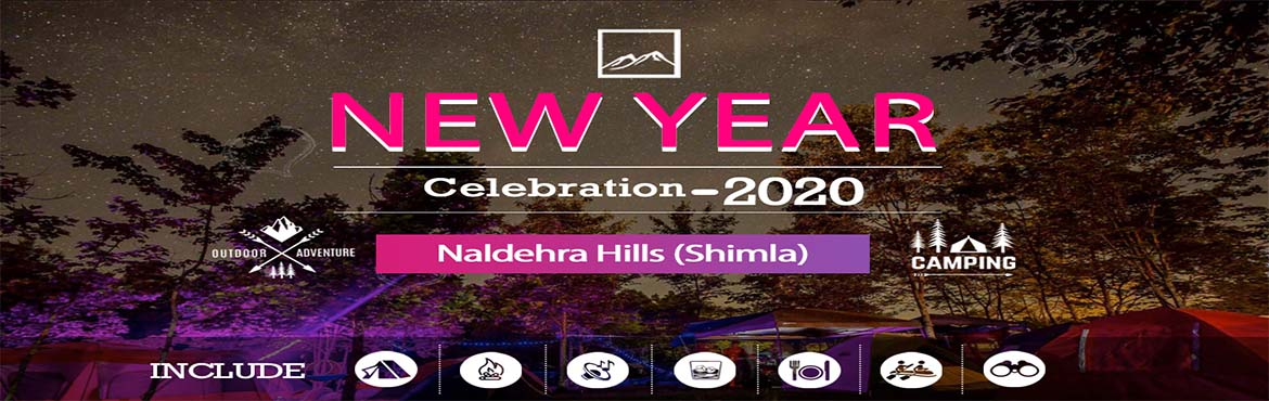 Book Online Tickets for New Year Celebration In Shimla ( Naldehr, Naldehra. About Party - a two days event in Shimla ( Naldehra) where you can celebrate the new year with your family & friends. The event will take place at TripHermit Camp which is surrounded by a lush green forest of Pine and Deodar in the hill