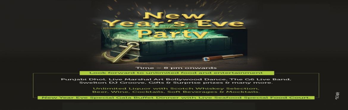 Book Online Tickets for New  Year Eve 2020 Party at Goa, Colva. Get ready to beat the New Year at the beautiful open-air themed party in Goa. Make this New Year Eve 2019 a memorable one by going to a one of a kind bash!!! This new year, reverberate in the celebrations at your favorite destinations Acacia Palms -