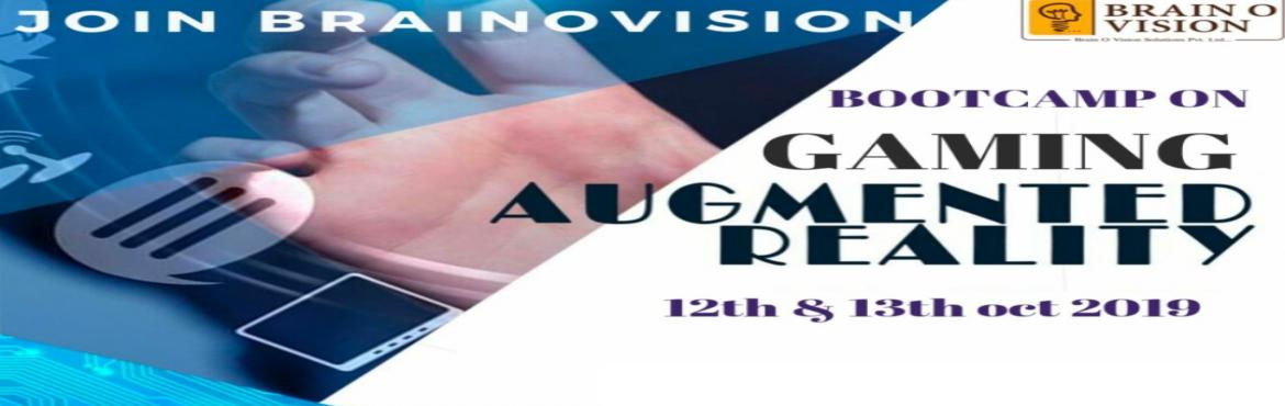 Book Online Tickets for Hands-on Augmented Reality Game Developm, Hyderabad. What is Augmented Reality? AR technology converts huge amounts of digital information into images or animations that are visually processed through an interface onto the real world. While real-life is entirely 3D and data we analyze is locked on 2D s