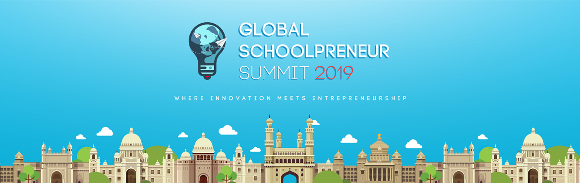 Book Online Tickets for Global Schoolpreneur Summit 2019, Hyderabad. The Global Schoolpreneur Summit 2019 Global Schoolpreneur Summit (GSS) becomes one of the world's biggest idea pitching competition for the school students. Metamorphosis is all geared up to consider 1500 business ideas from the students around