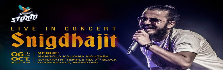 Book Online Tickets for Snigdhajit Live Music Concert at Sarathi, Bengaluru. Don\'t forget to catch SnigdhajitBhowmik (Zee Saregama fame, 2015, Zee Bangla SaReGaMaPa 2018-19\
