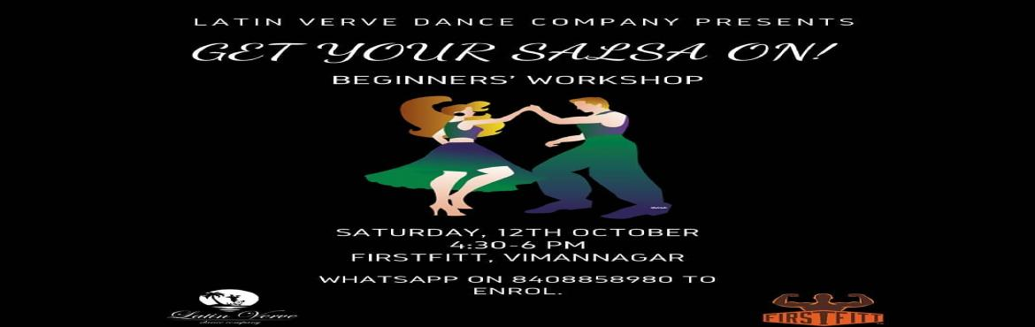 Book Online Tickets for SALSA BEGINNERS WORKSHOP, Pune. We welcome you to the biggest dancing family in the world ! SALSA is danced in more than 50 counties around the world and is the most fun social dance! This workshop will give you an insight into the moves and music of salsa,technique of dancin