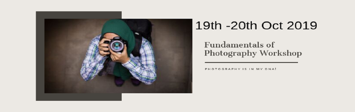 Book Online Tickets for Fundamentals of Photography + Lightroom , Bengaluru. We recognize your curiosity and interest in cameras and help you capture those creative moments you want to cherish for life. We even hope to ignite a few sparks in young minds that are truly passionate about being behind a camera in the proces