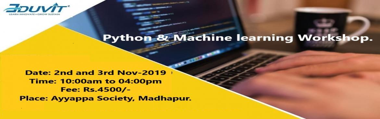 Python:  Data Structures  Functions  Pandas  Numpay  Matplotlib  Jupyter  Colab9 (GPU)     Machine Learning:  Linear Classification  Decision Tree  Ne