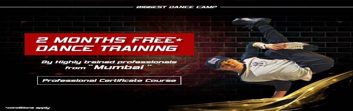 Book Online Tickets for BDC ( 2 MONTHS FREE BIGGEST DANCE CAMP ), Hyderabad. BDC - Biggest Dance Camp brings you FREE 2 months dance training at 30 different centres in Hyderabad by Professionals from MUMBAI. Training will be provided on International dance forms like Hip-Hop, House dance, Krumping, Old school Hip- Hop and BB