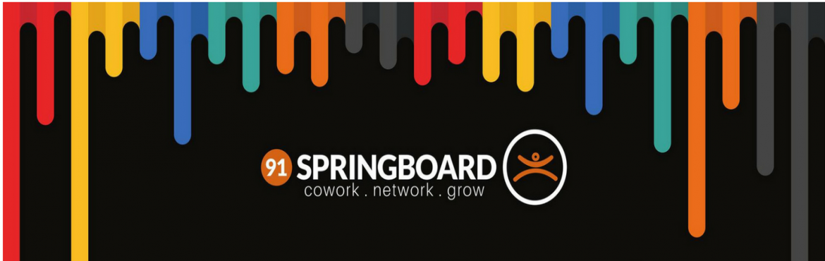 Book Online Tickets for Big Bad Start-up Bash 2019, Bengaluru. 91springboard Outer Ring Road Mahadevapura invites you toTHE BIG BAD STARTUP BASH, an evening full of networking opportunities. What\'s in it for you?- A chance to unwind and network with entrepreneurs, startups, investors, mentors and industry