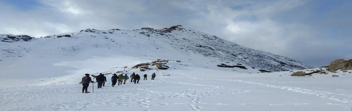 Book Online Tickets for Kedarkanth Winter Snow Trek, Pune.  Hello, Welcome to PlacesAroundPune(www.facebook.com/PlacesAroundPune) with upcoming snow trek - Kedarkantha Snow Trek. Adorned with ravishing beauty of falling snow and fringed with pine trees, The Kedarkantha Peak is one of the most sought af
