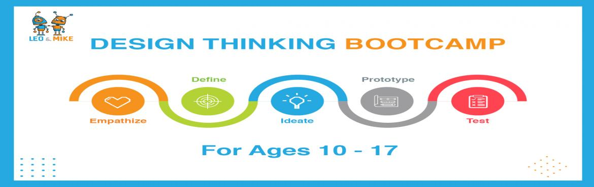 Book Online Tickets for Design Thinking Boot Camp , Hyderabad. Design thinking is a creative problem solving approach. It is a process that can engage and benefit all learners. One of the great things about design thinking is that everyone can do it. This boot camp will focus on training the creative muscl