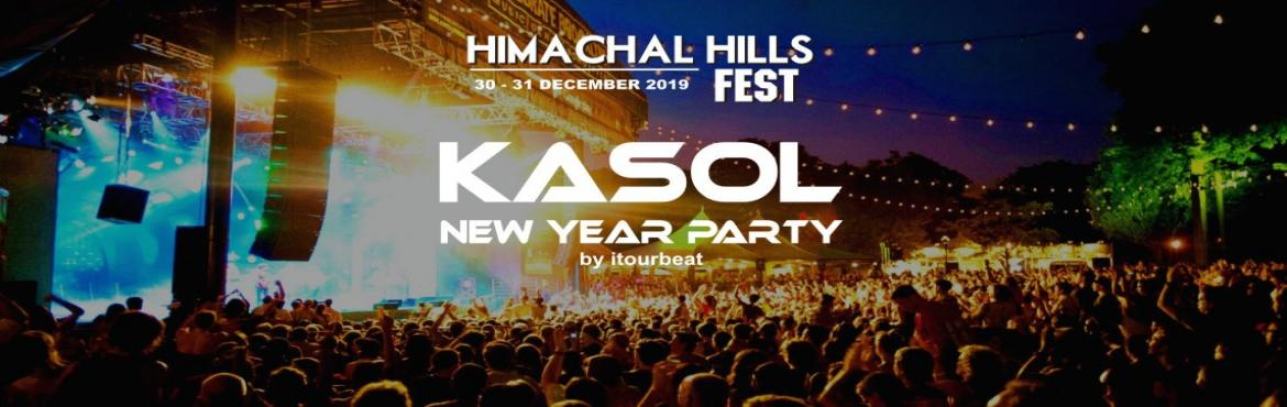 Book Online Tickets for New Year Party 2020 in Kasol, Kasol. The Himachal Hills Festival is biggest festival in Kasol for New year\'s time. It includes local cultural performed by popular brands followed by the EDM night. Good food, live music with a little touch of booze and chilling breeze of the hills is go