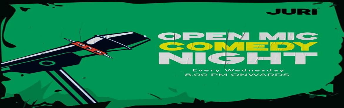 Book Online Tickets for STAND UP COMEDY OPEN MIC, Hyderabad. Laugh away your midweek blues! Hyderabad comedians come together to perform stand-up at Juri bar and Cafe on Wednesday evenings to make you laugh, at absolutely no cost! Think you have what it takes to perform stand-up? Here\'s your opportunity