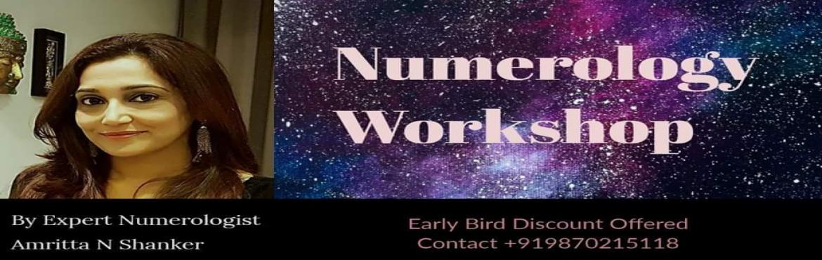 Book Online Tickets for NUMEROLOGY WORKSHOP LEVEL -1 , Noida.    Numerology Workshop Level 1 Workshop      This course is helpful if you are a teacher, trainer, Hr professional, counsellor, business owner, company director, sales and marketing professional, Healer, Tarot practitioner or anyone wishing to