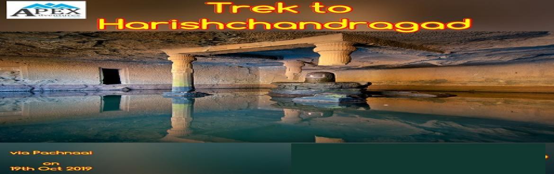 Book Online Tickets for Apex Adventures : Trek to Harishchandrag, Pune.       Apex Adventures present  Trek to Harishchandragad Fort via Pachnai Saturday : October 19, 2019 (Leaving Friday Night – October 18, 2019) Harishchandragad is a hill fort in the Ahmednagar region of India. Its history is linked