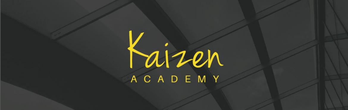 Book Online Tickets for Kaizen Academy - Youth Employability Wor, Delhi. We often hear employers and business leaders talk about the unfortunate gap between what students learn in college and what they are expected to know to be job-ready. College students today are preparing for the real world that is fast-paced and dyna
