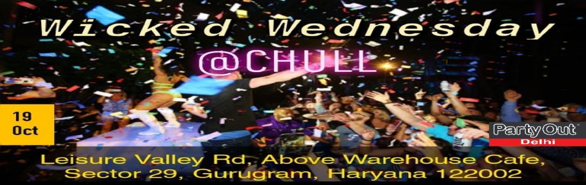 Book Online Tickets for Wicked Wednesday By Party Out Delhi, Gurugram. Wicked Wednesday By Party Out DelhiAfter A Series Of Rocking Events in 2019, Party Out Delhi Brings You Wicked Wednesday This Week in A New Club in Gurgaon !!!The Ecstatic Evening Will be High on Music that will Make You Shake your Legs! Let the Beat