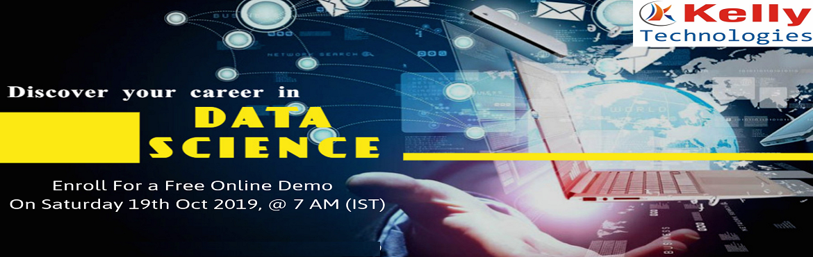 Enroll For The Data Science Training Demo Attended By The Domain Experts Scheduled On 19th Oct at 7AMIST.
