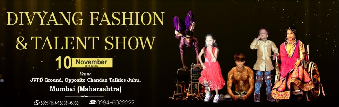 Book Online Tickets for Divyang Fashion and Talent Show 2019 , Mumbai. An Invitation to the one-fo-a-kind Divyang Fashion and Talent Show 2019 of the differently-abled in Mumbai. On Sunday 10 November 2019 5 pm onwards.  For more information visit @ https://www.narayanseva.org/divyang-fashion-talent-show