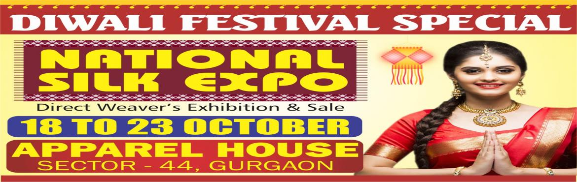 Book Online Tickets for National Silk Expo, Gurugram. It would not be utterly wrong to say that fashion is nothing but a trend that keeps reinventing itself in the smallest and the biggest manner. While the big fashion houses and labels work in a cycle — renovating and innovating the trends