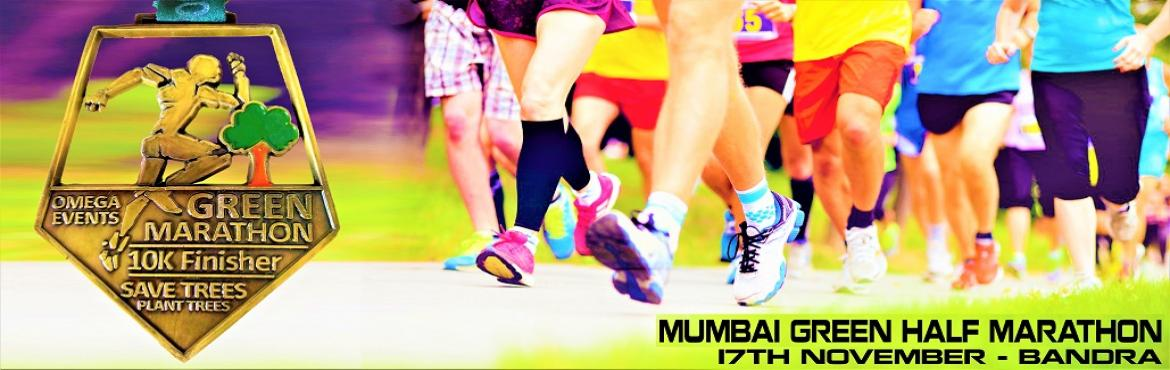 Book Online Tickets for Mumbai Green Half Marathon, Mumbai. Mumbai Green Half Marathon Qualifier Run for all Major Marathons in India. Event is under aegis of MSDAA (Mumbai Suburban District Athletic Association) Run will be on scenic Bandstand Carter Road Route.     All Timed Run Participants will