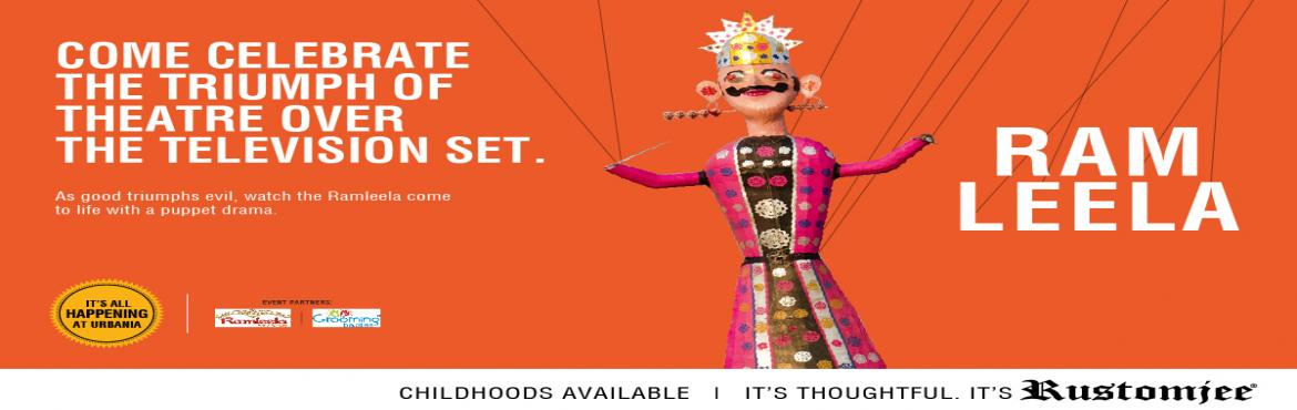 Book Online Tickets for Puppets Enact the Ramleela at Leons Worl, Thane. After 14 years of banishment, Lord Ram, his loyal wife Sita and devoted brother Laxman, returned home to Ayodhya. It was 'amavasya' or the night of no moon and the people of Ayodhya lit 'diyas' to guide them home. This was the
