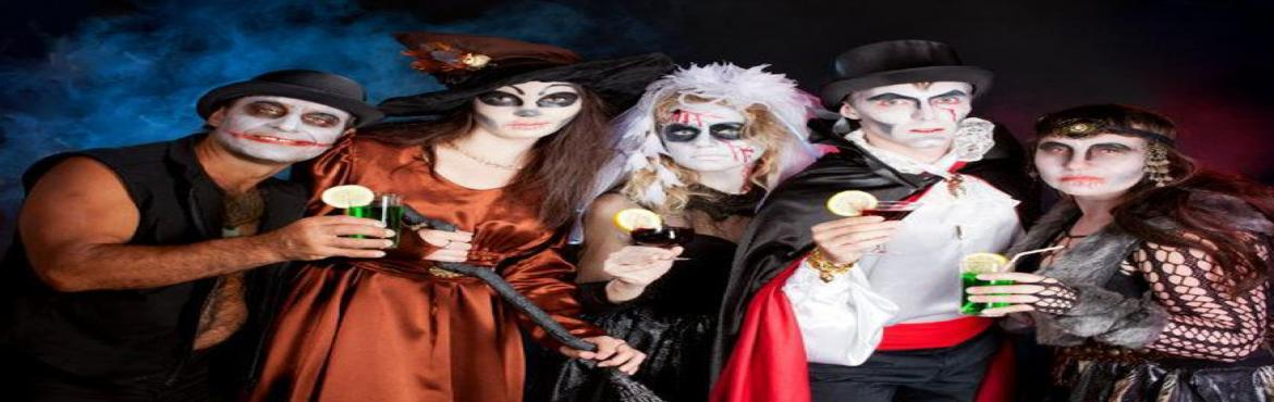 Book Online Tickets for Halloween Party at Sutra,Hotel Lalit Ash, Bengaluru. Friday Diva\'s Halloween Party Night at Sutra,Hotel Lalit Ashok As you have experienced every year we doBangalore Biggest & Scariest Halloween Night, This time again inviting you all for the craziest Night.Best DJ\'S playing the lates