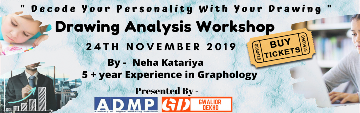 Drawing   Doodle Analysis Workshop With Graphologist Neha Khatariya Workshop Name  Drawing  Doodles  Event Description - Drawing and doodle analysis w