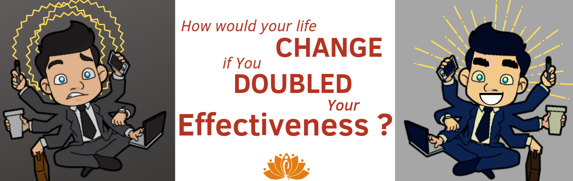 Book Online Tickets for Psychometrics + Personal Effectiveness , Chennai. Would your life change dramatically if your effectiveness increased? Is there a tried and tested/ scientific way of doing this? If the above 2 questions are relevant to you, then your search ends here. Our Internationally certified facilitators