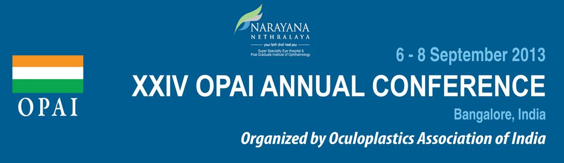 XXIV OPAI ANNUAL CONFERENCE