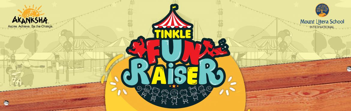 Book Online Tickets for Tinkle FunRaiser, Mumbai. Tinkle has been India\'s beloved comic magazine for more than three decades. This November marks Tinkle\'s anniversary. We are celebrating Tinkle\'s birthday by giving back to society through Tinkle FunRaiser. Join us on 16th November 2019 at Mount L