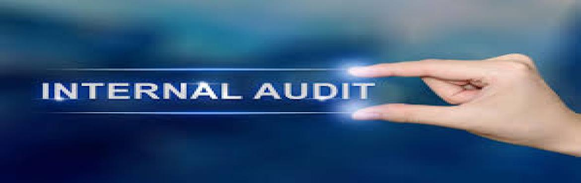 Book Online Tickets for INTERNAL AUDIT AND REPORTING, New Delhi. Overview: Today organizations are facing new problems that require new solutions and it is essential for internal auditors to command the capacity they have to focus their efforts on core values of the organization its strategic and operational goals