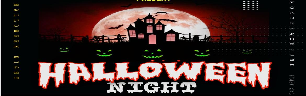 Book Online Tickets for Spooky Halloween Night, Pune. Hello Pune Party Peoplr on demand Smoky Beach Persenting End Of Halloween Party On 31st october 2019 @ SMOKY BEACH. So Pune again get ready for scary Halloween Party. Dress up and come along with friends in scary costume and get 10% discount on