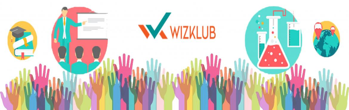 Book Online Tickets for Wizklub Graduation Day, Bengaluru.  Wizklub Grad Day sample Text