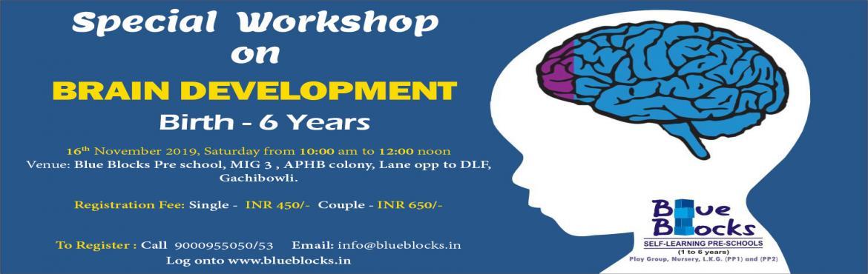 Brain Development Workshop - Hyderabad | MeraEvents.com
