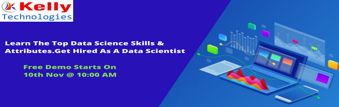"""Book Online Tickets for Get Enrolled For Data Science Training F, Hyderabad. Having been deemed as the """"Job Of The 21st Century"""" there is an immense scope for succeeding in a career in the in-demand analytics profession of Data Science. In order to help the analytics career desired aspirants to avail complete set"""