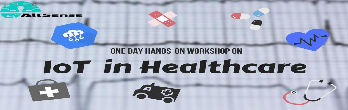Book Online Tickets for Internet of Things in Healthcare Hands o, Chennai. Internet of Things in Healthcare - Hands-on Workshop IoT plays a vital role in the Healthcare industries. By using the sensors and controllers we will learn how we can use IoT in Healthcare Agenda: Introduction to the Internet of Things i