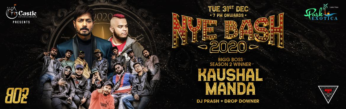 Book Online Tickets for NYE Bash 2020 @ Park Exotica Resort ft.B, Hyderabad. Yet another remarkable year comes to an end and we are busy preparing to welcome the new year 2020 in style. Hyderabad in South India is another place that has a frenzied crowd ready to rock the dance floor. The most awaited New Year Event is here in