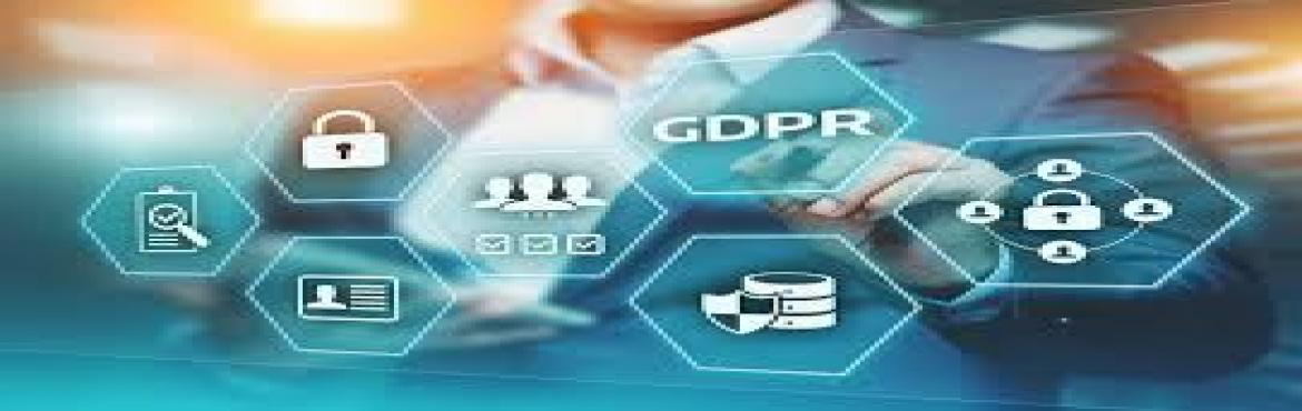 Book Online Tickets for GDPR (General Data Protection Regulation, Bengaluru. Introduction : With EU's General Data Protection Regulation (GDPR) now in full force, data protection has become a top priority for organizations worldwide. Hence, it's very apparent to the management to understand the privacy regulations