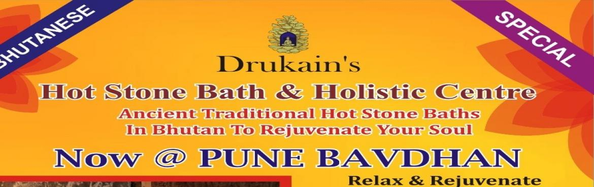 Book Online Tickets for Hot Stone Bath this Weekend Book Your Sl, Pune. This is one of the offer for winter. Winter is for Hot Stone Bath a Unique Bath Culture of Bhutan and a mind blowing detoxification therapy to relive you and relax you.