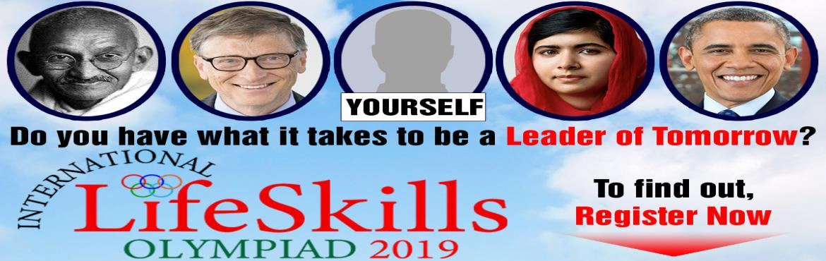 Book Online Tickets for Worlds 1st Olympiad on Life Skills, Stud, Gurgaon Ru. Singapore-based Skillizen Learning Foundation is conducting international life skills Olympiad for school students on 14th – 15th December 2019.  The registration is live and required online with full details individual parents can registe