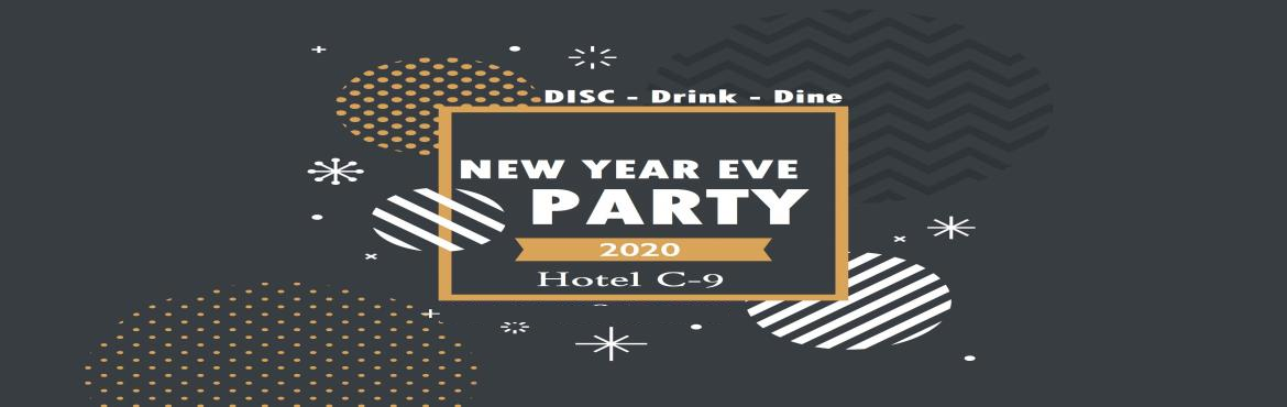 Book Online Tickets for New Year Eve Party II 2020 II Hotel C9, Jaipur. The most happening New Year Bash in town!!! BLACK & WHITE Big night' 20, a most happening New Year Bash in town at Hotel C9 and it's getting bigger and better with each passing year. The party-goers can look forward to incredible DJ m