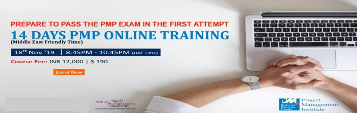 Book Online Tickets for 14 Days CAPM / PMP Certification Online , Hyderabad. The PMP Certification is actually becoming a requirement for all the Project Manager roles, across industries. This course is best suited for Program Managers, Project Managers and Associate Project Managers, Team Leaders, Project Engineers, Sof
