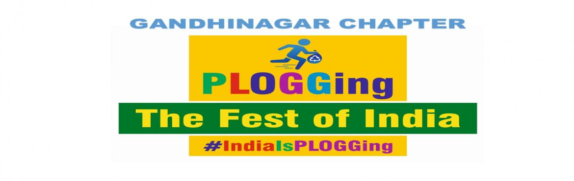 Book Online Tickets for Gandhinagar is Plogging 5, Gandhinaga.  Dearest Fellow Citizen, Greetings of the day !!!! #NewIndia is writing the new story. The teenager and youth of the nation is the game changer. Time to become the change, we wish to see in the world. #IndiaIsPlogging is an integrated app
