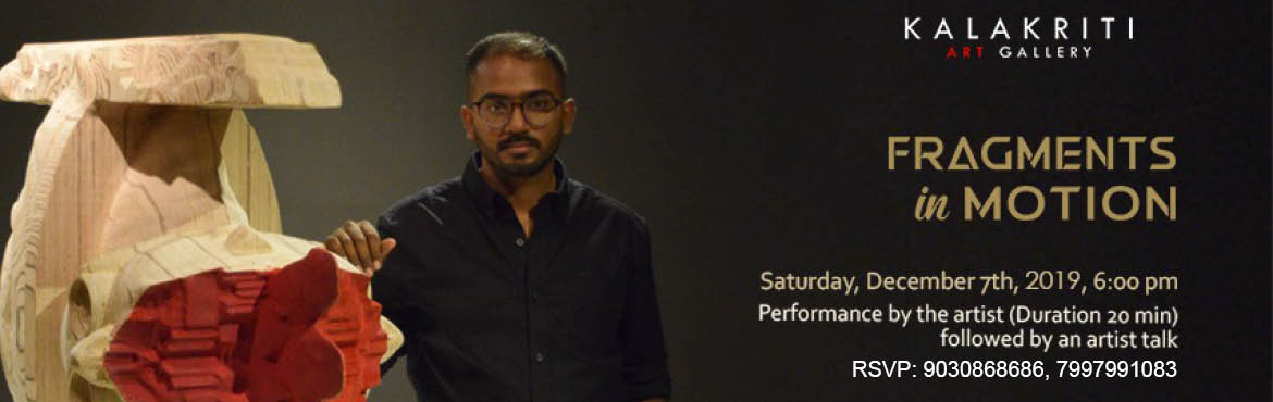 Book Online Tickets for Performance and Artist Talk, Hyderabad. Artist Harsha Durugadda will perform Soil, a durational live-action performance. Following the performance, Harsha Durugadda will talk about his practice and in particular about the works in the show at Kalakriti Art Gallery. FREE, come along About t