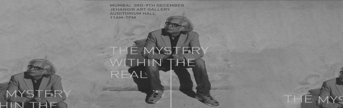 Book Online Tickets for The Mystery Within the Real. Paintings B, Mumbai. Traditionally, Sudip has spent nearly 4 decades creating watercolours made up of transparent pigments built up in gentle washes over light paper. We could think of Constable\'s pictures of the English countryside which were both vigorous and experime